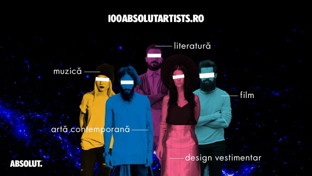 Absolut 100artists