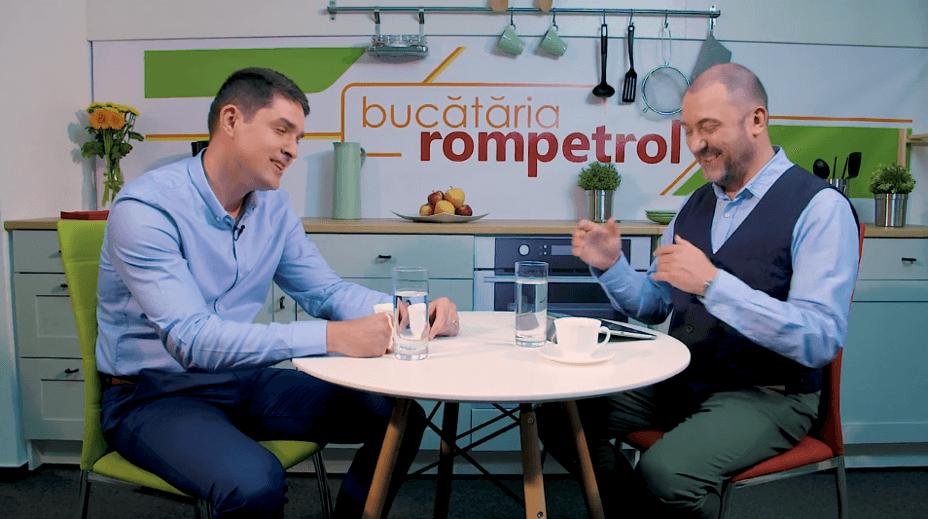 Bucataria Rompetrol