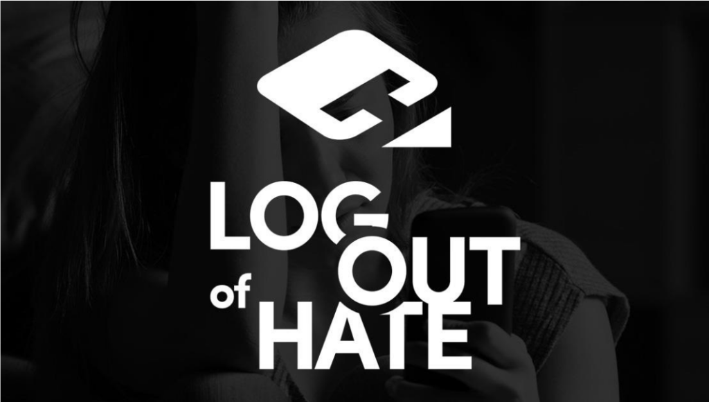 Log Out Of Hate