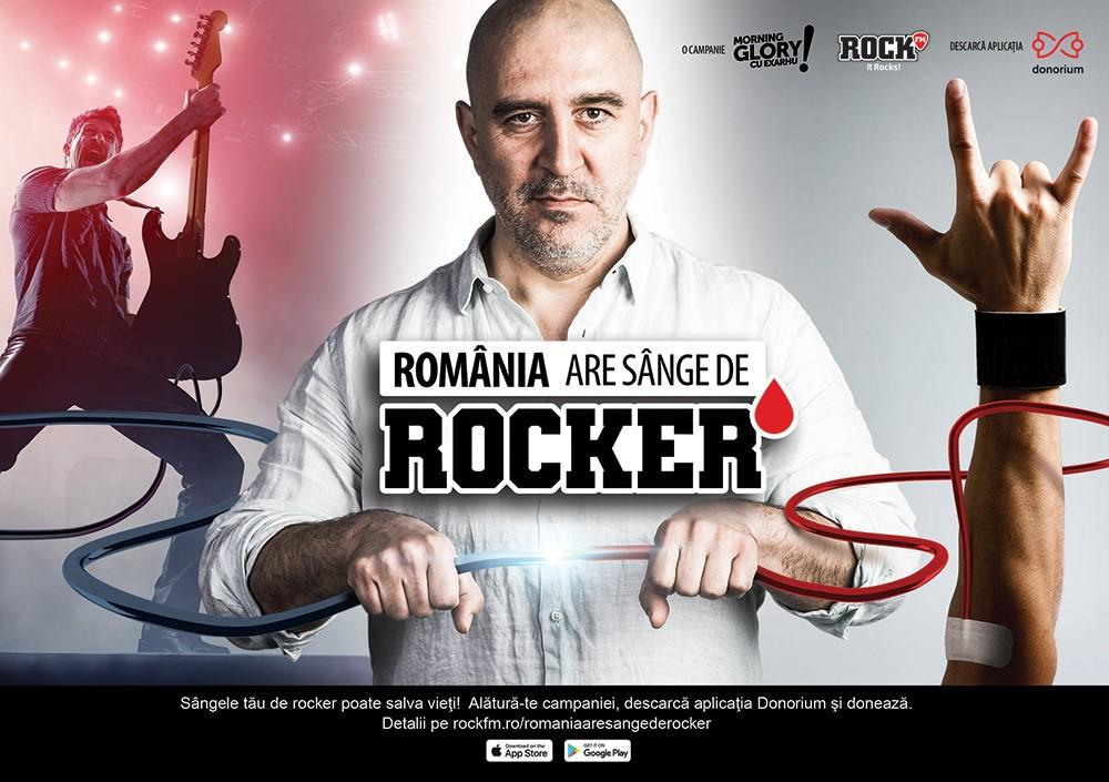 Campania România are sânge de rocker (1)