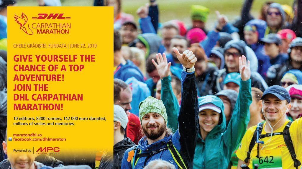DHL Carpathian Marathon at its 10th edition