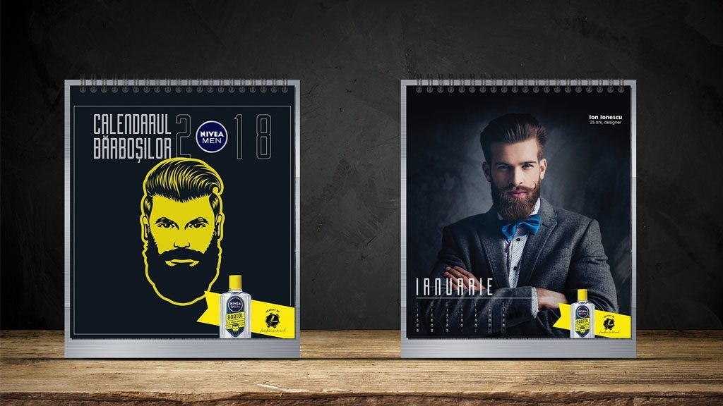 NIVEA MEN_FCB Bucharest